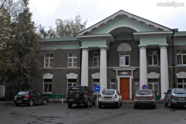 Институт полимиелита и вирусных энцефалитов им. Чумакова. Сюда в 1957 году устроился на работу Леонид Цыпкин