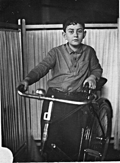 Леонид Цыпкин. Минск. 1937