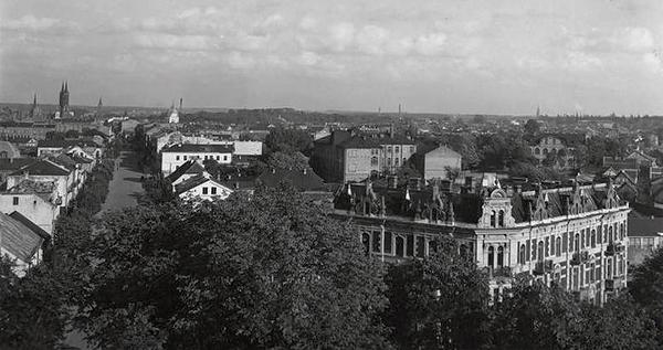 Белосток. Начало ХХ века