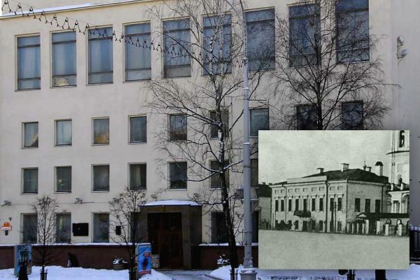 Дом губернатора в ХХ веке изрядно изменился. Сейчас здесь находится музыкальный колледж