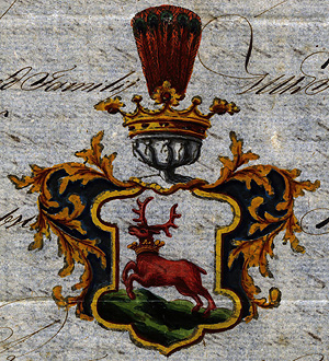 Семейный герб Гинденбургов