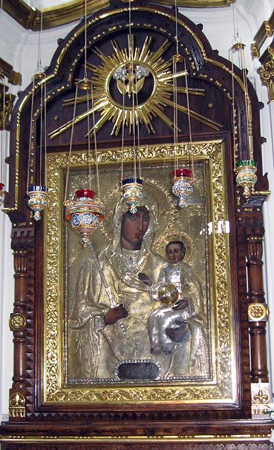 Минская чудотворная икона Божией Матери