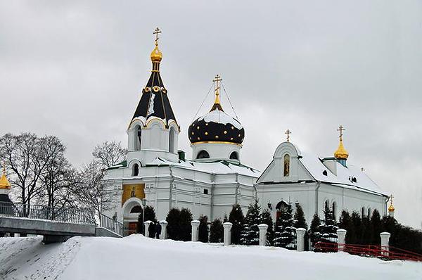 Церковь Св. Марии Магдалины сегодня