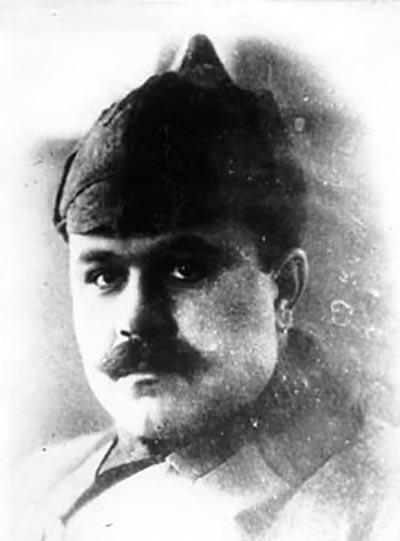 И.А.Адамович - председатель Совнаркома БССР, кавалер трех Георгиевских крестов