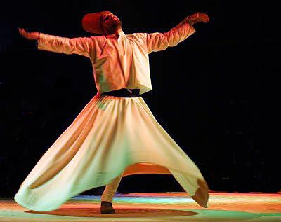 Танец дервиша — суфийская медитация