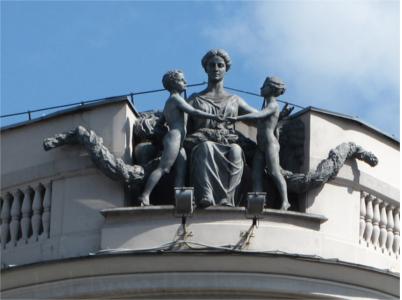 Возрожденные скульптуры