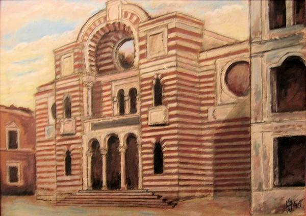 Кафедральная синагога Минска - сегодня Национальный академический драматический театр имени М.Горького
