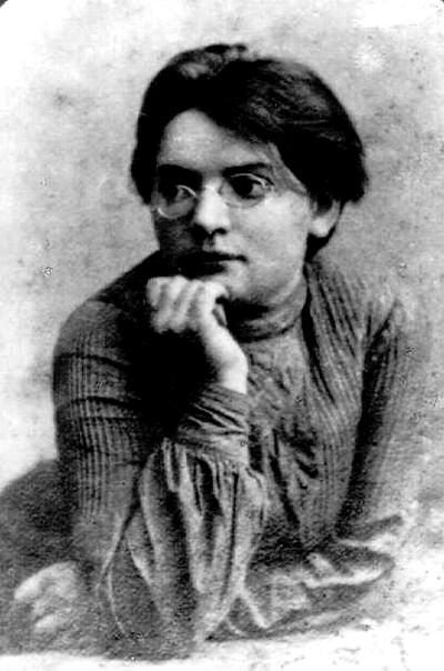 Маня Вильбушевич