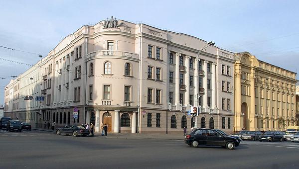 . Здание ЧК-ОГПУ-НКВД-МГБ-МВД