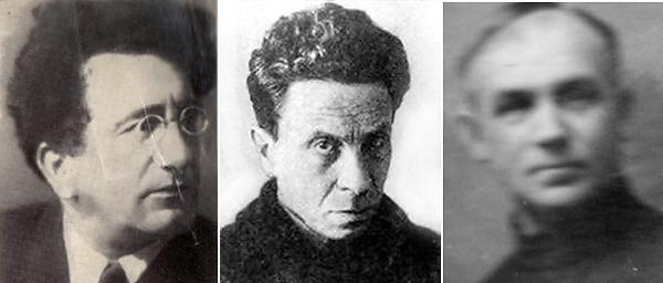 Поэт Харик, академик Бурстин, режиссер Голубок - для них Дом специалистов стал последним домом