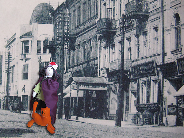 """Бургомистр: Все минчане любят """"Минские историйки""""! Д-р Гинденбург: Никогда не дели людей: все люди - минчане!"""