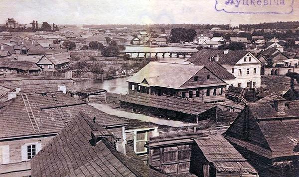 Минск. Фото 1860-х годов