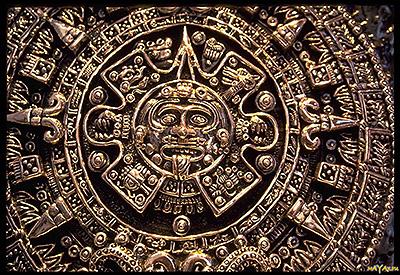 Календарь майя, с которого все началось и которым все закончится