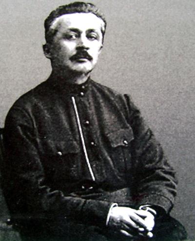 Евгений Степанович Кобылинский - начальник личной охраны царя Николая II