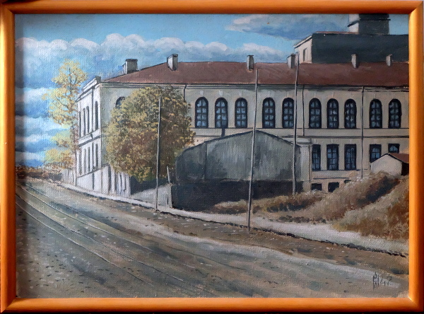 Дом на Советской. 1947 год