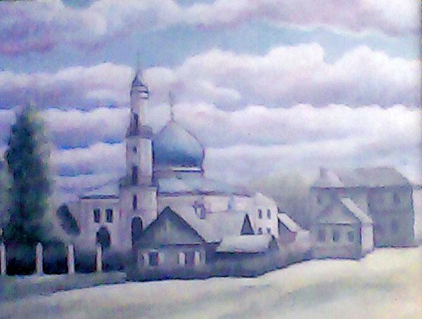 Мечеть. 1947 год