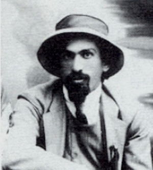 Израиль Шохат - муж и соратник Мани Вильбушевич